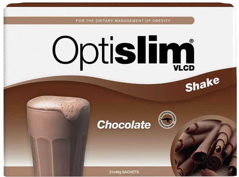 Optislim chocolate