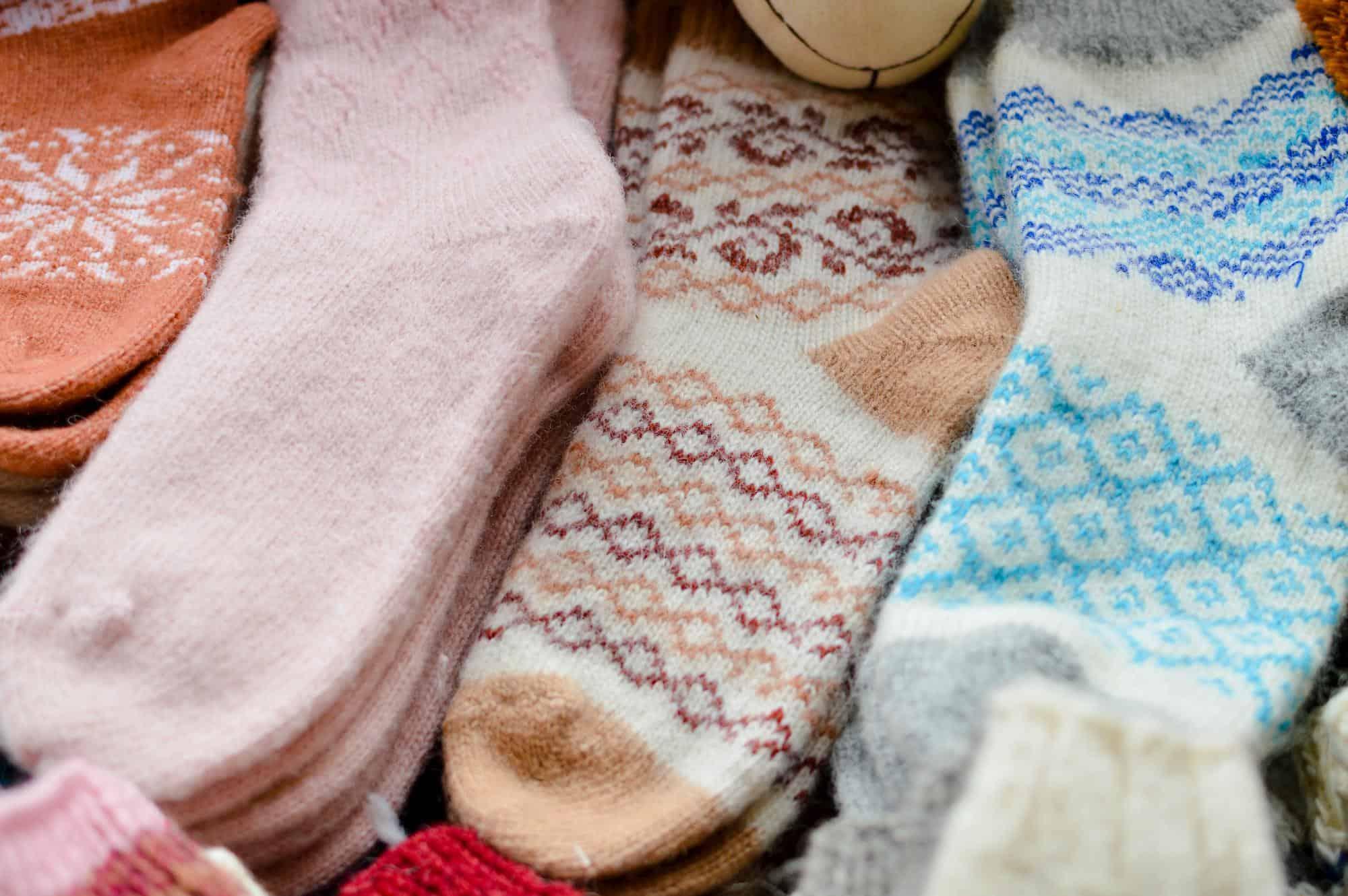 Thermal socks