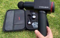 Hydragun: The Quietest Massage Gun on the Market