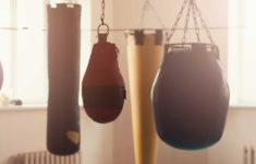 How to Hang a Boxing Bag