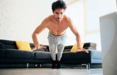 3 Best Chest Workouts at Home