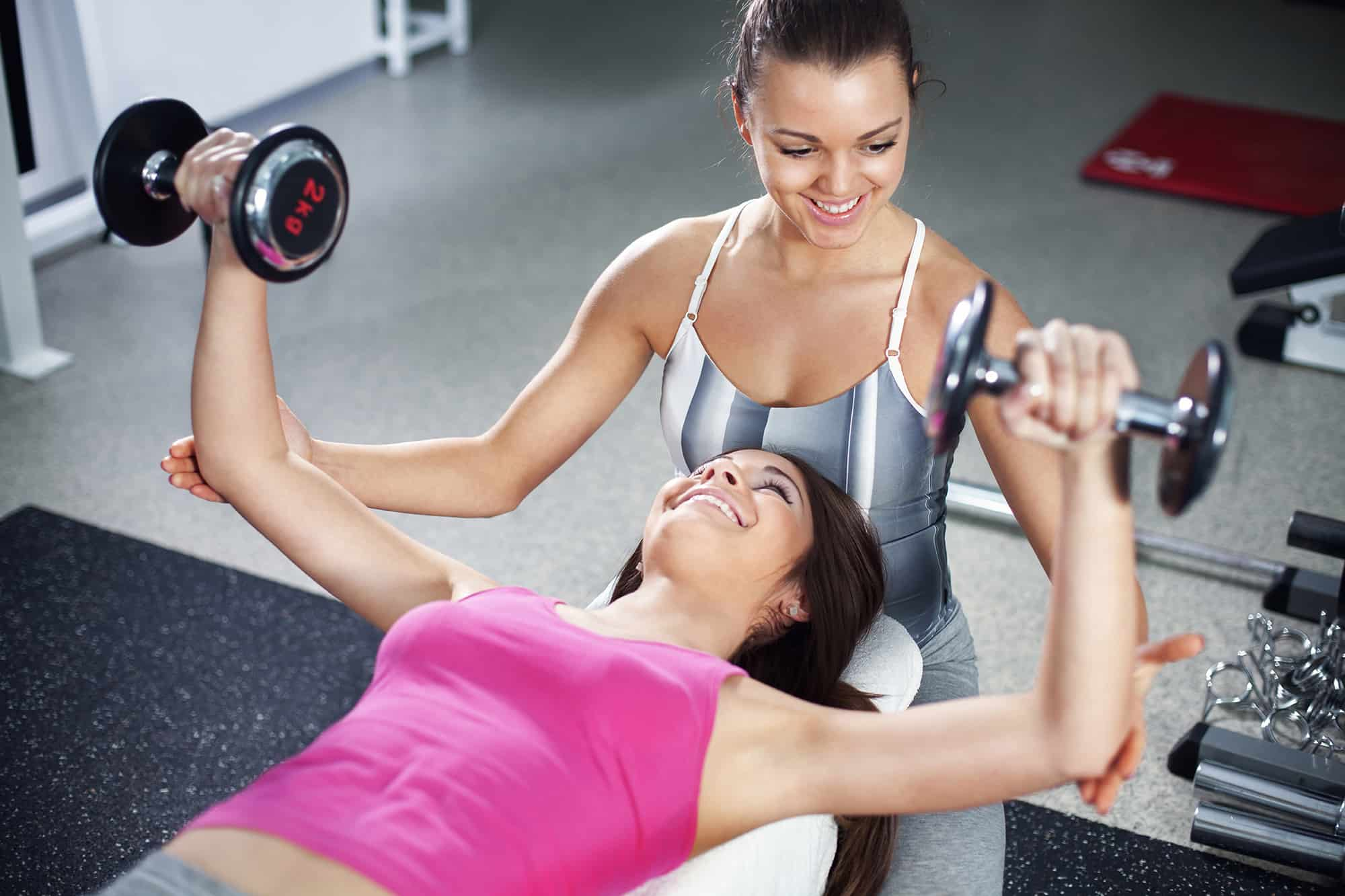 Dumbbell Exercises & Workouts