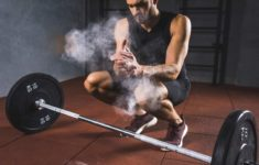 Barbell Rollout: Exercise Instructions