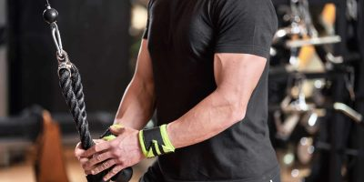 Cable Tricep Extension: How to Do It?