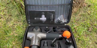 Booster Massage Gun Elite Review